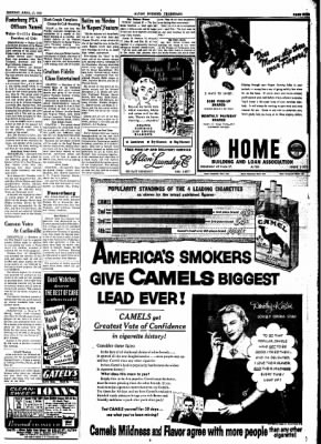Alton Evening Telegraph from Alton, Illinois on April 27, 1953 · Page 9