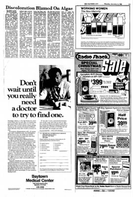 The Baytown Sun from Baytown, Texas on December 2, 1982 · Page 27