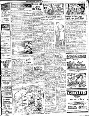 The Daily Register from Harrisburg, Illinois on February 12, 1948 · Page 7