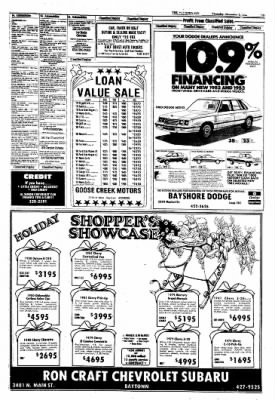 The Baytown Sun from Baytown, Texas on December 2, 1982 · Page 31