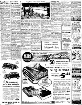 The News from Frederick, Maryland on July 27, 1948 · Page 6