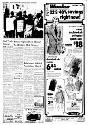 Lubbock Avalanche-Journal from Lubbock, Texas on April 8, 1975 · Page 45
