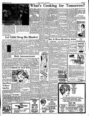 Alton Evening Telegraph from Alton, Illinois on July 9, 1968 · Page 9