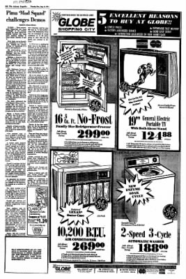 Arizona Republic from Phoenix, Arizona on August 16, 1970 · Page 60
