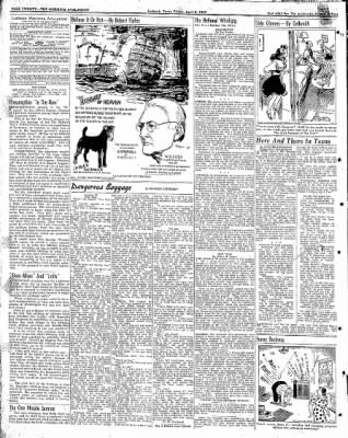 Lubbock Morning Avalanche from Lubbock, Texas on April 3, 1942 · Page 10