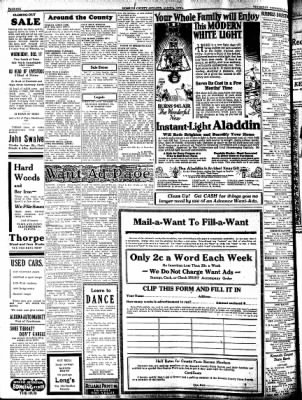 Kossuth County Advance from Algona, Iowa on December 11, 1930 · Page 6