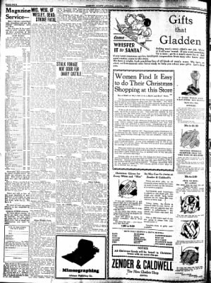 Kossuth County Advance from Algona, Iowa on December 11, 1930 · Page 12
