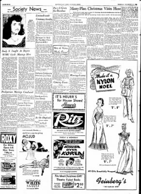 The Courier News from Blytheville, Arkansas on December 15, 1953 · Page 4