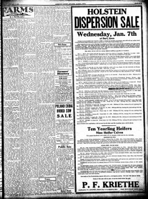 Kossuth County Advance from Algona, Iowa on January 1, 1931 · Page 9