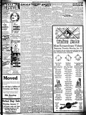 Kossuth County Advance from Algona, Iowa on January 15, 1931 · Page 7