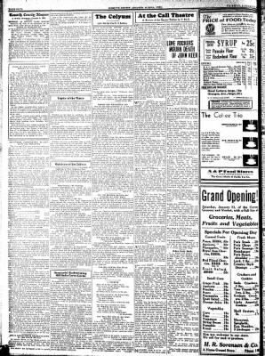 Kossuth County Advance from Algona, Iowa on January 29, 1931 · Page 4