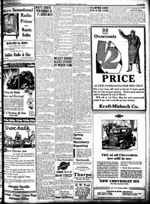 Kossuth County Advance from Algona, Iowa on February 19, 1931 · Page 5
