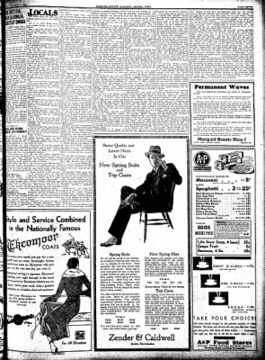 Kossuth County Advance from Algona, Iowa on March 5, 1931 · Page 7