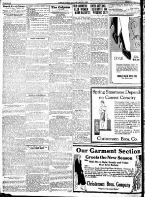 Kossuth County Advance from Algona, Iowa on March 12, 1931 · Page 4