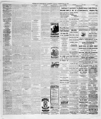 Pittsburgh Post-Gazette from Pittsburgh 7ca94d01a