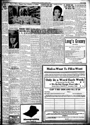 Kossuth County Advance from Algona, Iowa on March 12, 1931 · Page 13