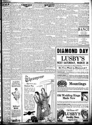 Kossuth County Advance from Algona, Iowa on March 26, 1931 · Page 5