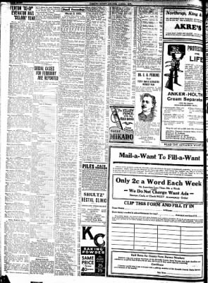 Kossuth County Advance from Algona, Iowa on March 26, 1931 · Page 8