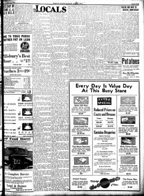Kossuth County Advance from Algona, Iowa on April 23, 1931 · Page 5