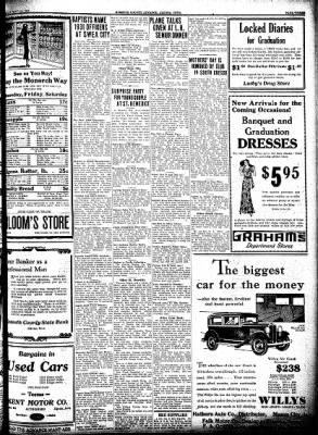 Kossuth County Advance from Algona, Iowa on May 14, 1931 · Page 11