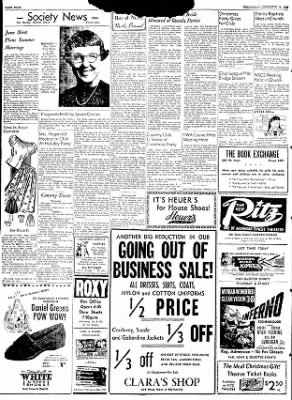The Courier News from Blytheville, Arkansas on December 16, 1953 · Page 4