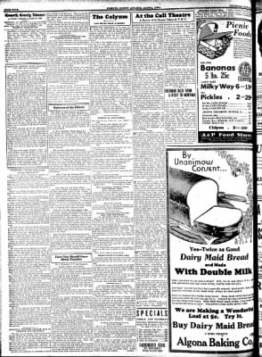 Kossuth County Advance from Algona, Iowa on May 28, 1931 · Page 4