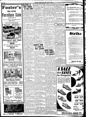 Kossuth County Advance from Algona, Iowa on June 11, 1931 · Page 2