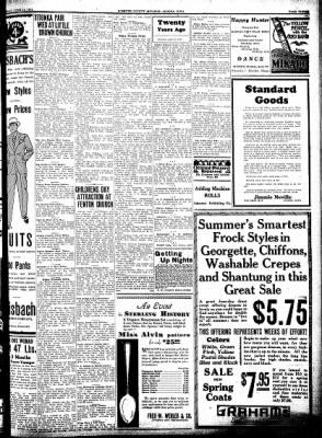 Kossuth County Advance from Algona, Iowa on June 18, 1931 · Page 3