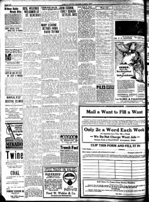 Kossuth County Advance from Algona, Iowa on July 9, 1931 · Page 6