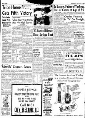 The Courier News from Blytheville, Arkansas on December 16, 1953 · Page 8