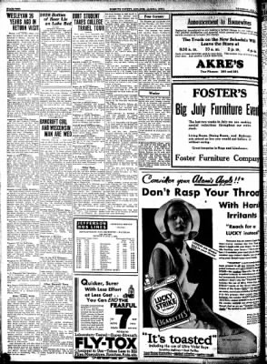 Kossuth County Advance from Algona, Iowa on July 16, 1931 · Page 2