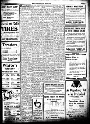 Kossuth County Advance from Algona, Iowa on July 23, 1931 · Page 5