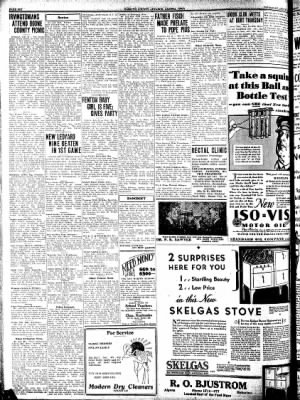 Kossuth County Advance from Algona, Iowa on July 23, 1931 · Page 6