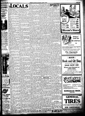 Kossuth County Advance from Algona, Iowa on July 30, 1931 · Page 5
