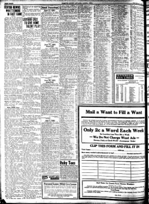 Kossuth County Advance from Algona, Iowa on July 30, 1931 · Page 8