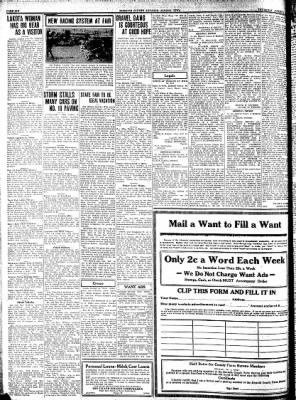 Kossuth County Advance from Algona, Iowa on August 6, 1931 · Page 6