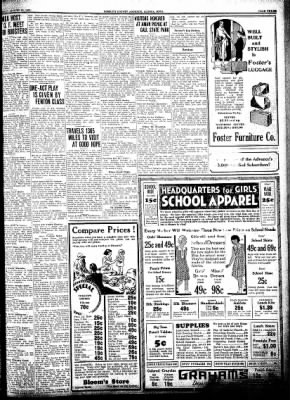 Kossuth County Advance from Algona, Iowa on August 13, 1931 · Page 3