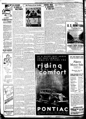 Kossuth County Advance from Algona, Iowa on August 27, 1931 · Page 4