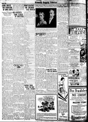 Kossuth County Advance from Algona, Iowa on September 17, 1931 · Page 10