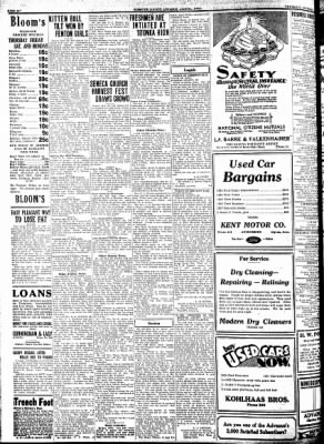 Kossuth County Advance from Algona, Iowa on October 1, 1931 · Page 6