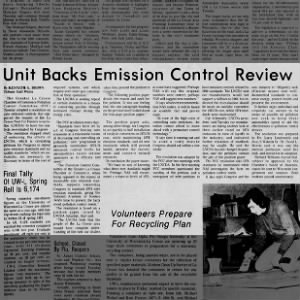 1974 Chamber Weighs in on Emission Control