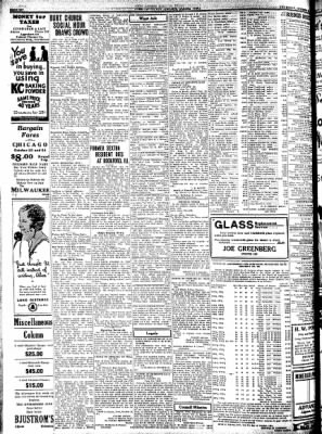 Kossuth County Advance from Algona, Iowa on October 22, 1931 · Page 6