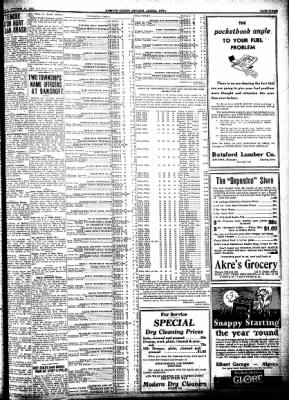 Kossuth County Advance from Algona, Iowa on October 22, 1931 · Page 11