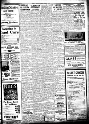 Kossuth County Advance from Algona, Iowa on October 29, 1931 · Page 9