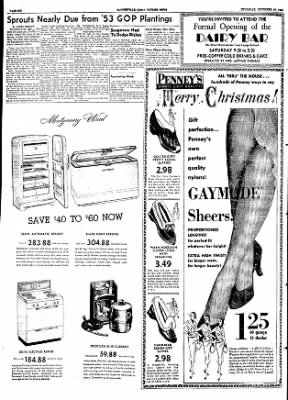 The Courier News from Blytheville, Arkansas on December 17, 1953 · Page 6