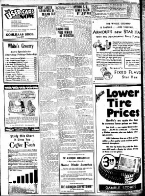 Kossuth County Advance from Algona, Iowa on November 19, 1931 · Page 2