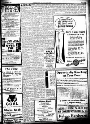 Kossuth County Advance from Algona, Iowa on November 26, 1931 · Page 5