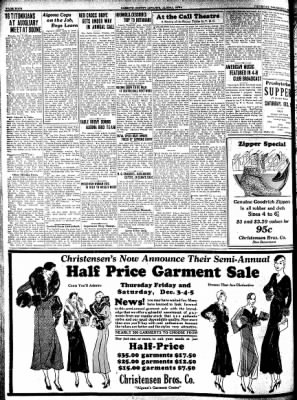 Kossuth County Advance from Algona, Iowa on December 3, 1931 · Page 4