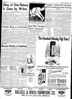 The Courier News from Blytheville, Arkansas on December 17, 1953 · Page 8