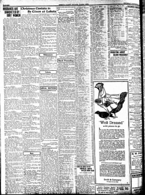 Kossuth County Advance from Algona, Iowa on December 17, 1931 · Page 6